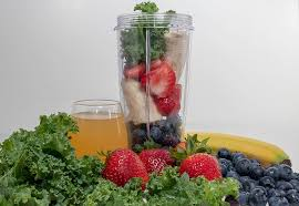 smoothie, blueberries, bananas, strawberries, fruit, food and ...